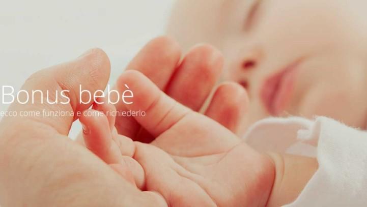 Bonus bebè: ecco come funziona e come richiederlo